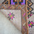 2x3 ft. Rug Hand Knotted Small Kurdish Rug Distressed Low Pile Front of Kitchen