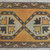 "1 ft 7 in x 3 ft  -  SMALL OUSHAK RUG -  Yastik Rug 19"" x 36""  *"
