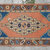 "Hand Made Small Rug Distressed Low Pile Kitchen Sink Bath mat 26"" x 46"" entryway"