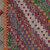 """6'3"""" x 9'9"""" Vintage Turkish Kilim Rug Anatolia Flat Weave Hand Woven Natural"""