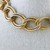 """17"""" Gold Chain Link Necklace"""
