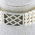 "13"" Multi Strand Beaded Choker Necklace"