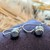 Artisan Crafted Bali Sterling Silver Earrings