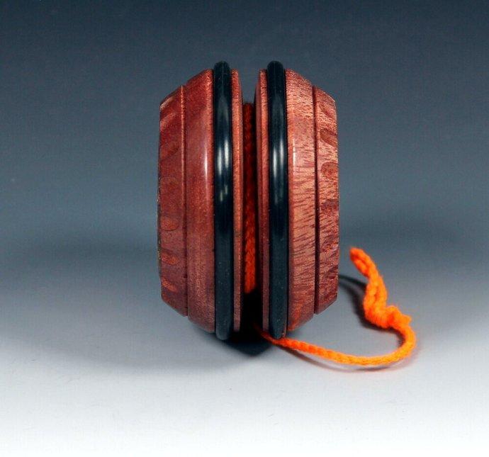Exotic African Tamarind Handmade Yo-Yo