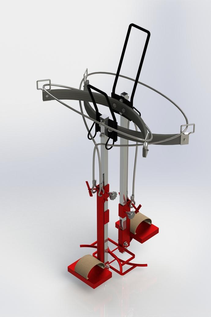 Coconut Tree Climber Machine