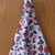 Ladies' apron, floral fabric apron, kitchen accessory, bib apron, gift for