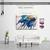 FREE SHIPPING - Colorful Canvas Art, Nice Art Derco CV11 Landscape Canvas .75in