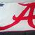 University of Alabama Script A Roll Tide Crimson Tide College Logo crochet