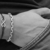 Silver Rectangle Link Bracelet