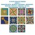 10 of 50 State Quilt Blocks