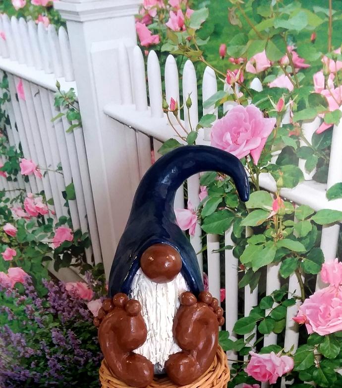 Arthur the Garden Gnome