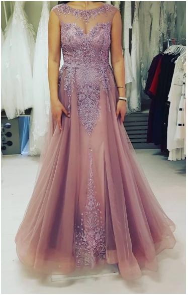 Glamorous Custom Made Prom Dresses,2554