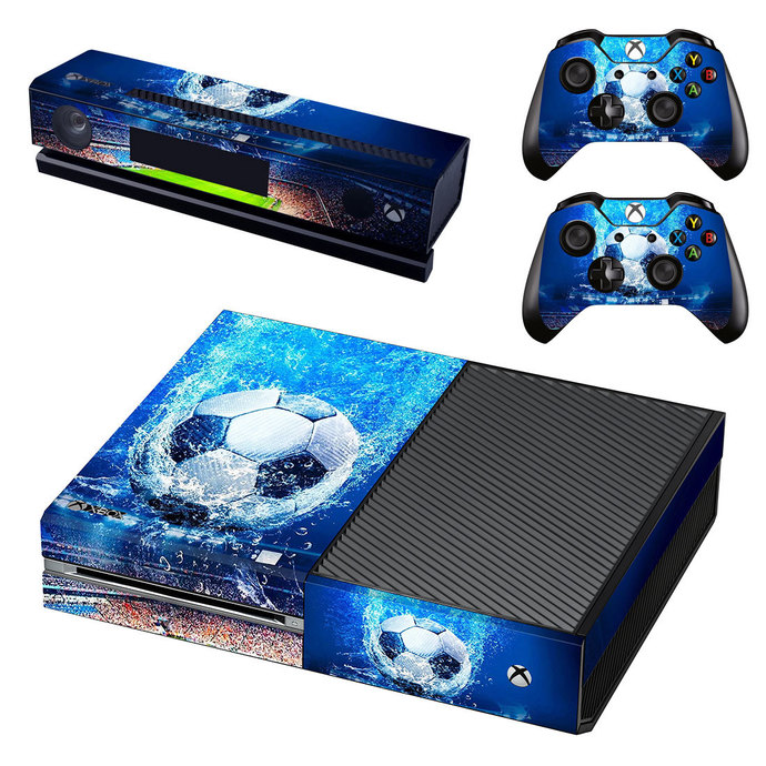 Football Xbox 1 Skin for Xbox one Console & Controllers