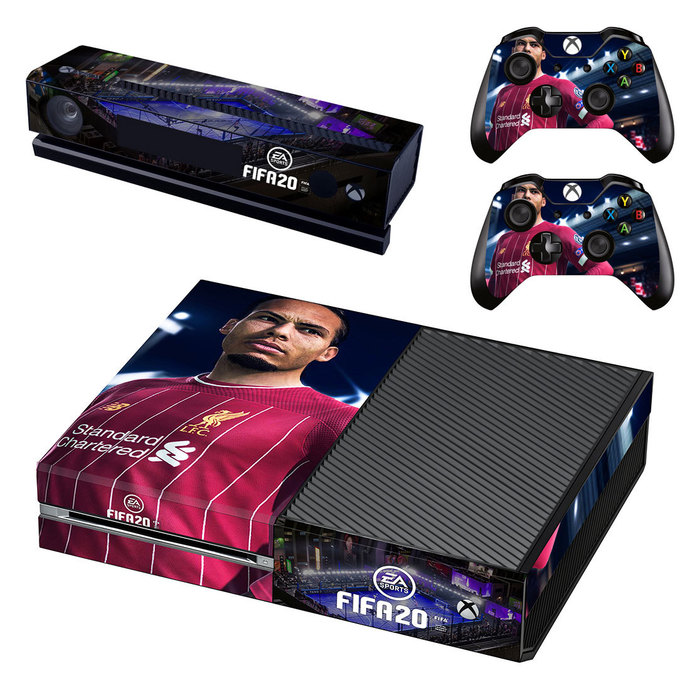 FIFA 20 Xbox 1 Skin for Xbox one Console & Controllers