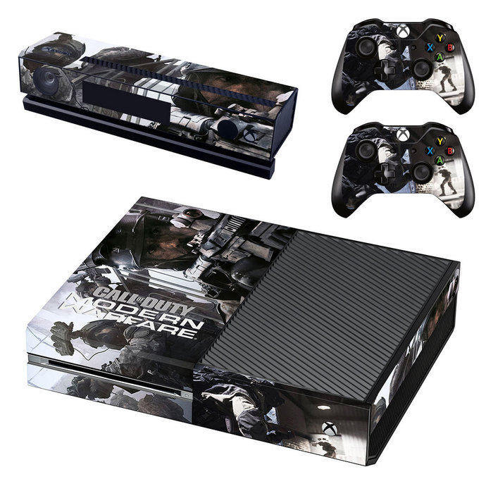 Modern Warfare Xbox 1 Skin for Xbox one Console & Controllers