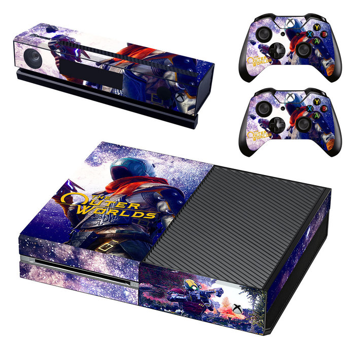 The Outer Worlds Xbox 1 Skin for Xbox one Console & Controllers