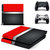Metal Floor PS4  Skin for PlayStation 4 Console & Controllers