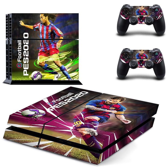 Pro Evolution Soccer 2020 PS4  Skin for PlayStation 4 Console & Controllers