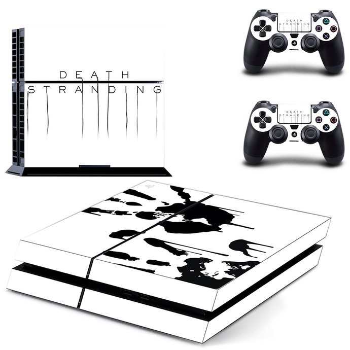 Death Stranding PS4  Skin for PlayStation 4 Console & Controllers
