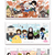 1 Roll of Japanese Anime Washi Tape: Ghibli College