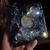 Magical Luna 3D wall tile on chain