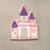 Princess Castle Feltie UNCUT 4 pc set