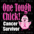 One Touch Chick Cancer Survivor Svg, Instant Download,  Eps, Dxf, svg, Clipart