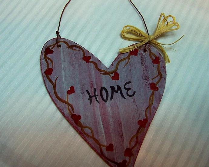 Home Heart Decoration