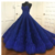 Romantic Lace Sweetheart Bodice Corset Feather Ball Gown Prom Dresses,2824