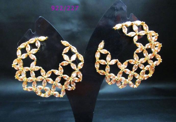 The Half Moon Earrings
