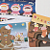X'mas Stockings Post Cards - Set of 3