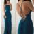 Sexy Prom Dress,Backless Prom Dress,Cheap Prom Dress,Long Prom Dress ,2852