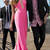 Sexy Party Dresses,Mermaid Evening Dresses, Prom Dress Fuchsia, Sexy Prom