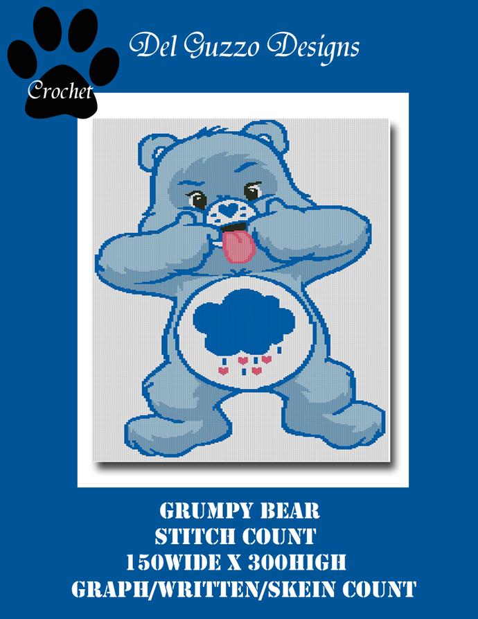 Care Bears Grumpy Bear 150x300