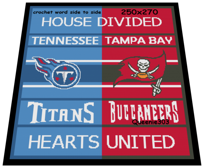 House Divided Titans Buccaneers 250x270