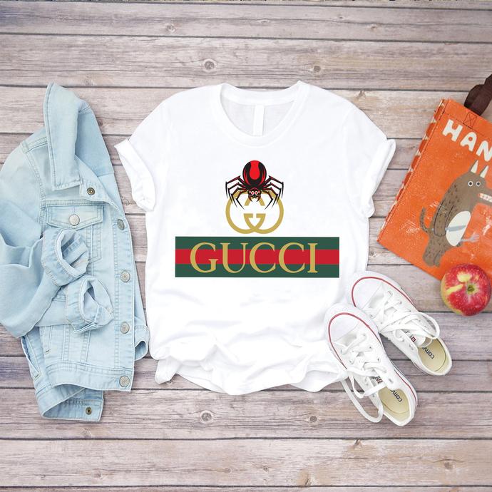 Gucci, Gucci Shirts, Gucci T-shirt, Gucci Logo, Gucci Fashion shirt, Fashion