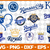 Kansas City Royals svg, Kansas City Royals digital, Kansas City Royals