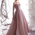 Unique Long Warm Color Sweetheart Neck Long A Line Prom Dress