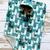 Floral Llama & High Rise Car Seat Poncho