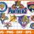 Florida Panthers SVG, Florida Panthers svg, Florida Panthers digital, Florida