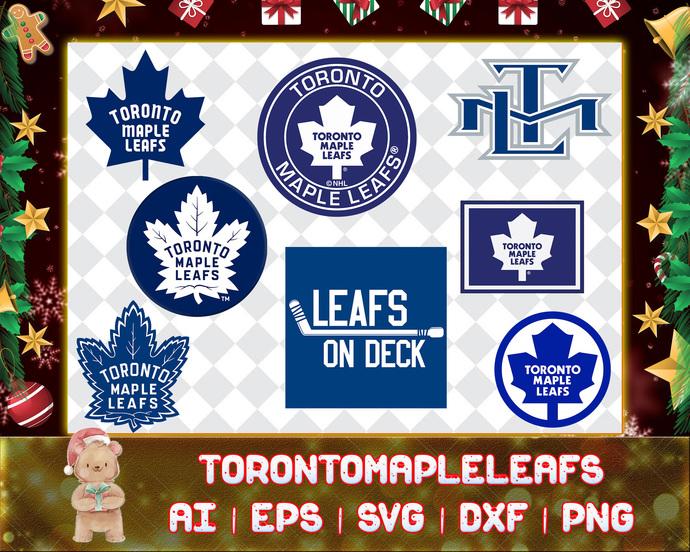 TorontoMapleLeafs svg, TorontoMapleLeafs digital, TorontoMapleLeafs silhouette