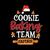 Cookie backing team captain design tshirt, Cookie backing team captain png,
