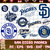 San Diego Padres svg, San Diego Padres digital, San Diego Padres silhouette cut