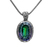 STUNNING ! SOLID 925 STERLING SILVER LOVELY MYSTIC TOPAZ  PENDANT JEWELRY ,Topaz