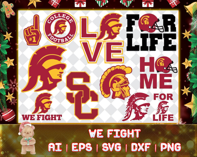 We Fight svg, We Fight digital, We Fight silhouette cut files, We Fight