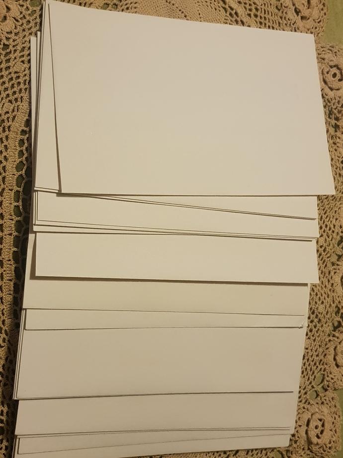 Envelopes (20)