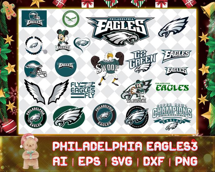 Philadelphia Eagles3 svg, Philadelphia Eagles3 digital, Philadelphia Eagles3
