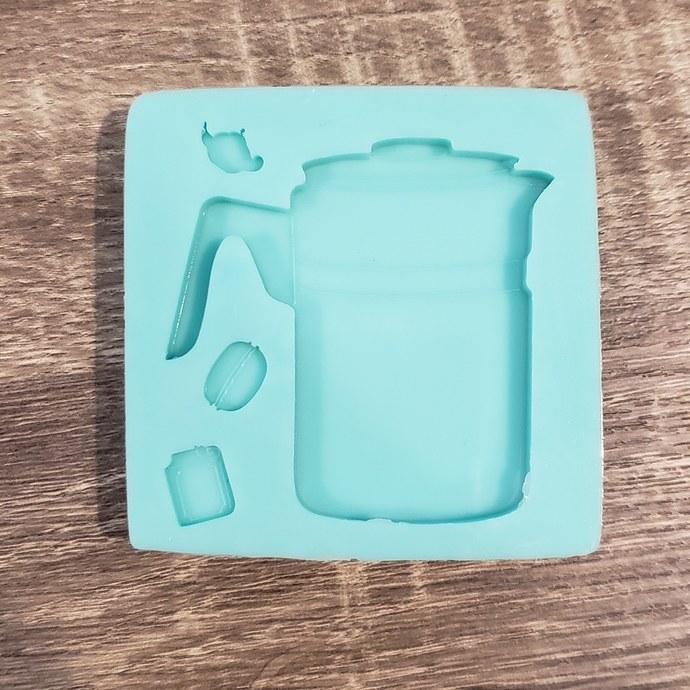 Coffee 3x3 mold