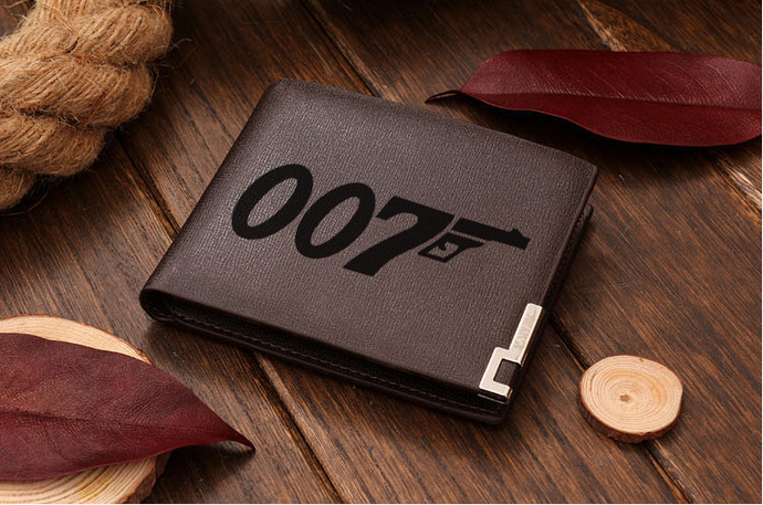 007 Leather Wallet