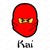 Kai Lego Ninjago SVG, svg, dxf, Cricut, Silhouette Cut File, Instant Download